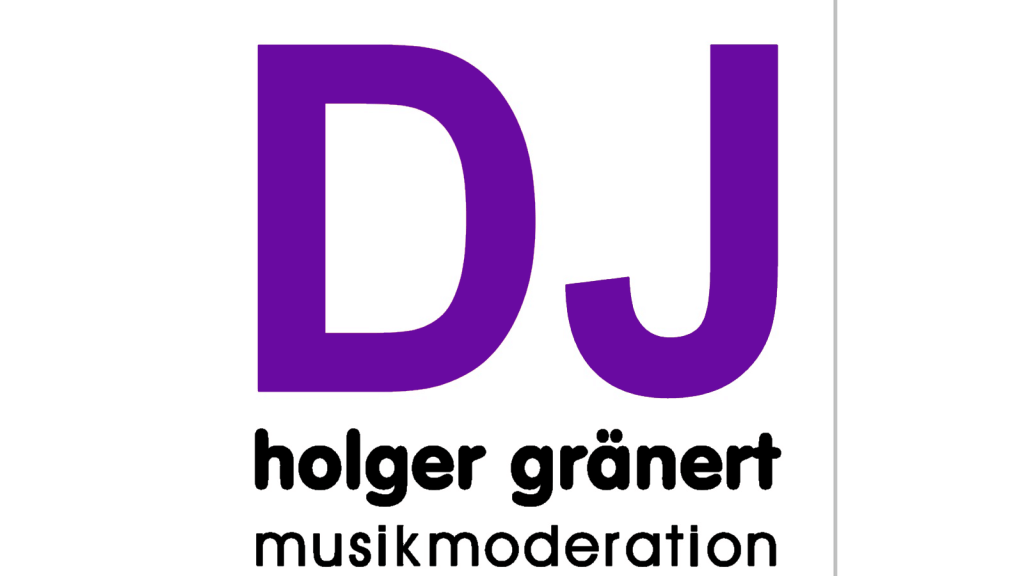 Hg Music Logo Schwarz Und Lila